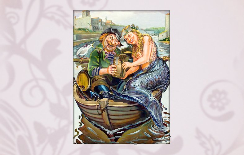 Смешные картинки рыбак с русалкой, днем