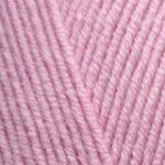 Alize Lanagold 98 Розовый - упак (5 шт)